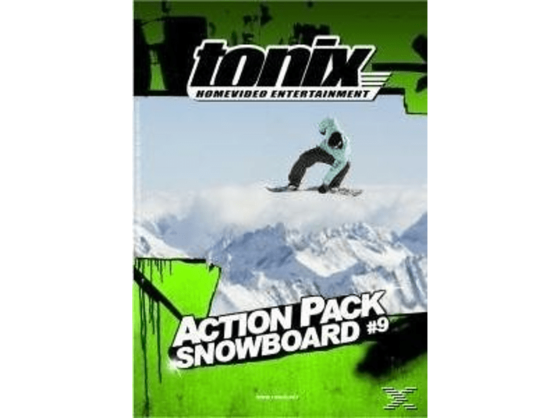 ACTION PACK - SNOWBOARD [DVD]