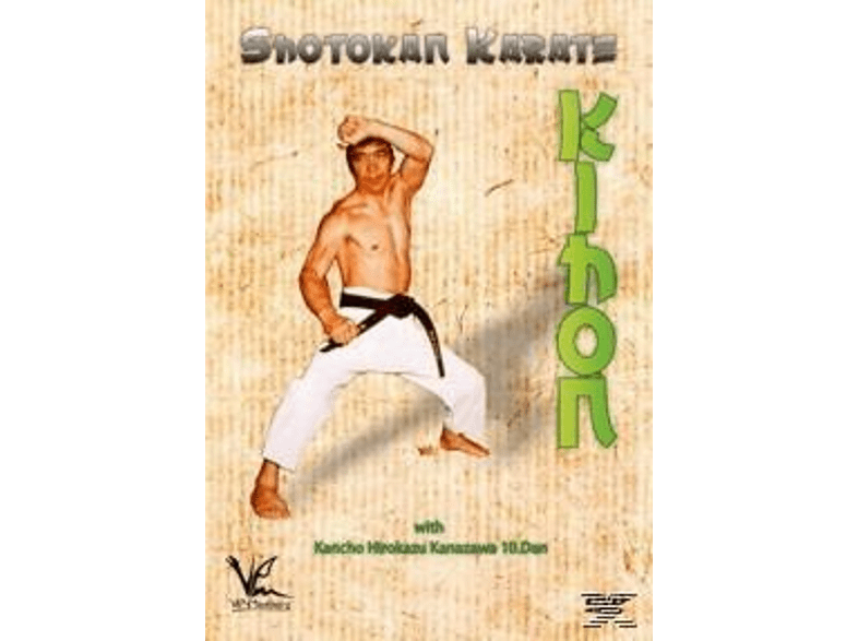 SHOTOKAN KARATE KIHON VON KANCHO HIROKAZ [DVD]