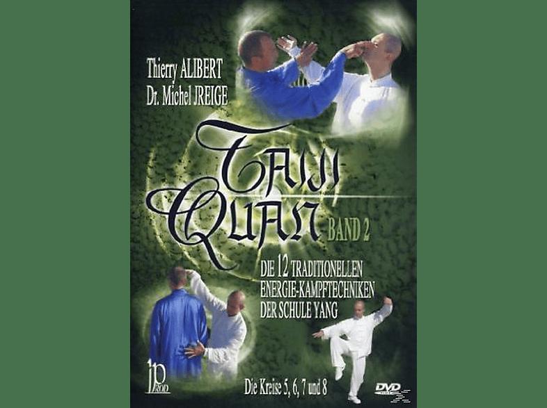 Taiji-Quan - Die 12 traditionellen Energie-Kampftechniken der Schule Yang [DVD]