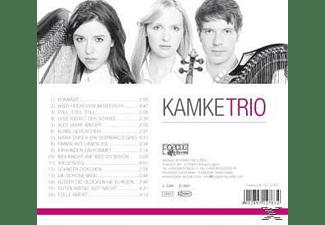 Kamke Trio - Weihnacht, Violine- Zither- Harfe  - (CD)