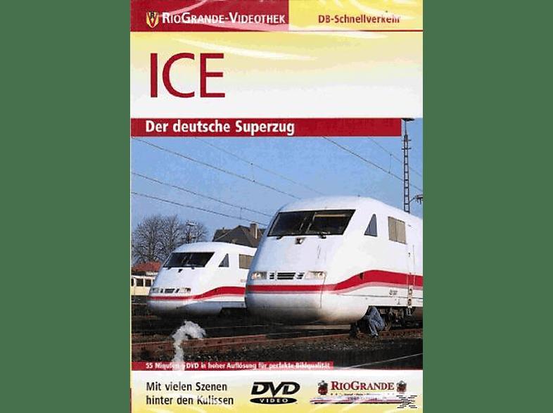 ICE - Der deutsche Superzug [DVD]