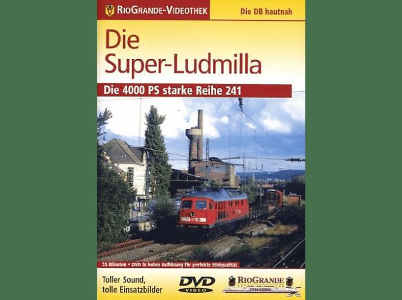 Die Super-Ludmilla - Die 4000 PS starke Reihe 241 [DVD]