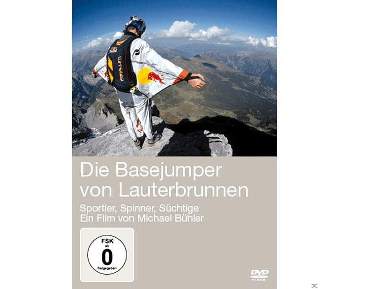Die Basejumper von Lauterbrunnen [DVD]