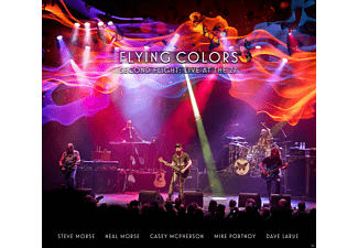 Flying Colors - Second Flight: Live At The Z7 (2cd+Dvd)  - (CD + DVD Video)
