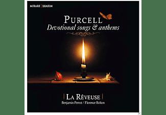 Florence Bolton, Benjamin Perrot, La Reveuse - Devotional Songs & Anthems  - (CD)