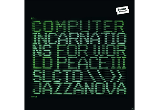 VARIOUS - Computer Incarnations For World Peace 3 - (CD)