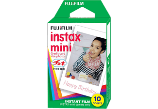 FUJIFILM Instax mini film 10 pack