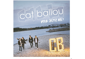 Cat Ballou - Mir Jetz He!  - (CD)