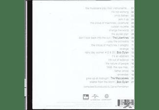 Daniel Pemberton, Bob Dylan, The Libertines, The Maccabees - Steve Jobs  - (CD)