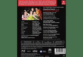 DIDONATO,JOYCE/FLORENZ,JUAN DIEGO/PAPPANO,ANTONIO - Il Barbiere Di Siviglia  - (Blu-ray)