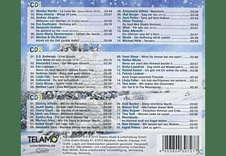VARIOUS - Deutsche Schlager Winter 2015/16, Der  - (CD)