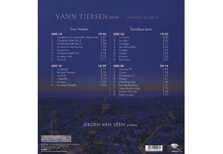 Jeroen Van Veen - Piano Music  - (Vinyl)