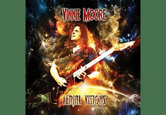 Moore Vinnie - Aerial Visions  - (CD)