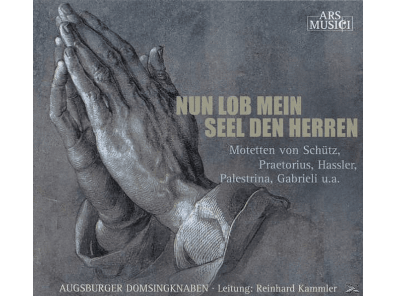 VARIOUS - Nun Lob Mein Seel Den Herren [CD]