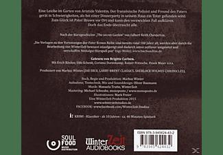 G.K. Chesterton - Die Rätselhaften Fälle Des Pater Brown: Folge 08-Der Verschwiegene Garten  - (CD)