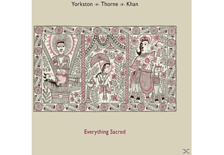 Yorkston, Thorne, Khan - Everything Sacred (Lp+Mp3)  - (LP + Download)