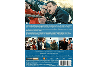 Die Rosenheim-Cops - Die komplette vierte Staffel DVD