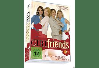 Girlfriends - Freundschaft mit Herz - 7. Staffel (3 DVDs) DVD