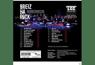 Breizharock - In Live+Eskemm  - (CD)