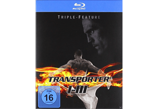 Transporter Collection Blu-ray