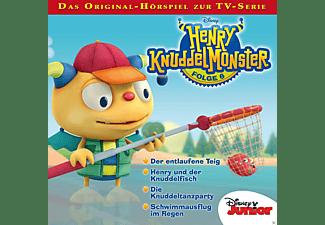 Walt Disney - Henry Knuddelmonster-Folge 6  - (CD)