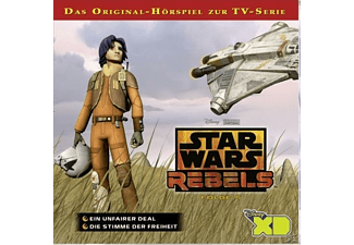 Star Wars Rebels - Star Wars Rebels Folge 5  - (CD)