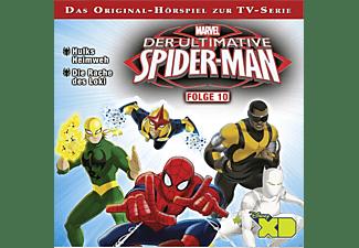 Walt Disney - Ultimate Spider-Man Folge 10  - (CD)