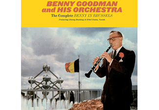 Benny Goodman & His Orchester - Complete Benny In Brussels  - (CD)