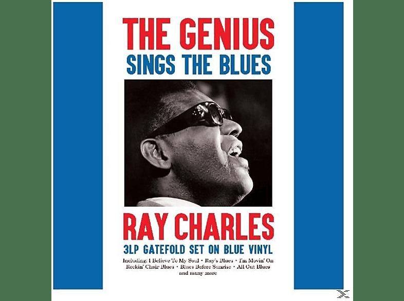 Ray Charles - THE GENIUS SINGS THE BLUES [Vinyl]