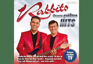 Rabbits - UNSERE GRÖSSTEN HITS  - (CD)
