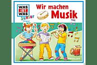 Was Ist Was Junior - Folge 26: Wir Machen Musik - (CD)
