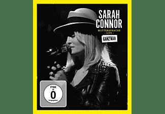 Sarah Connor - Muttersprache Live-Ganz Nah  - (Blu-ray)