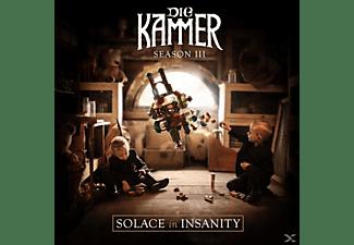 Kammer - SEASON III SOLACE IN INSANITY  - (CD)