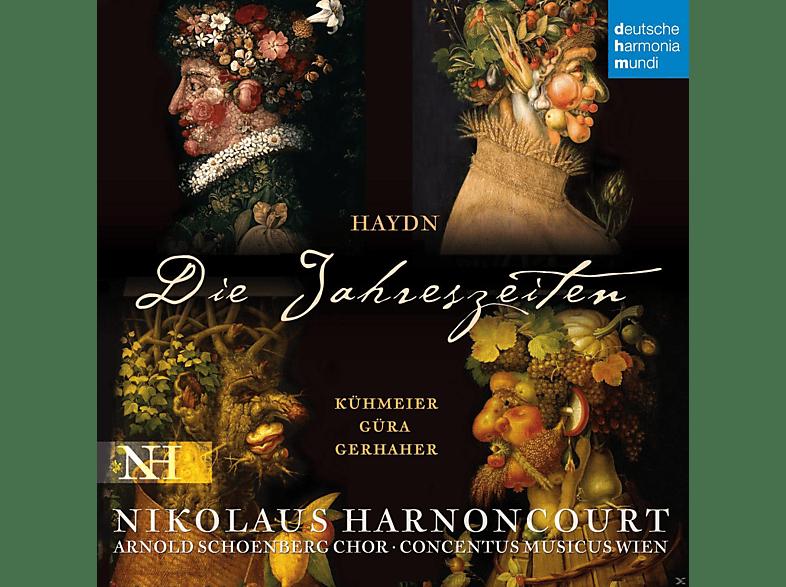 Nikolaus Harnoncourt - Die Jahreszeiten (The Seasons) [CD]