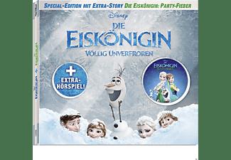 - Die Eiskönigin Partyfieber (Special-Edition mit Extra-Story)  - (CD)