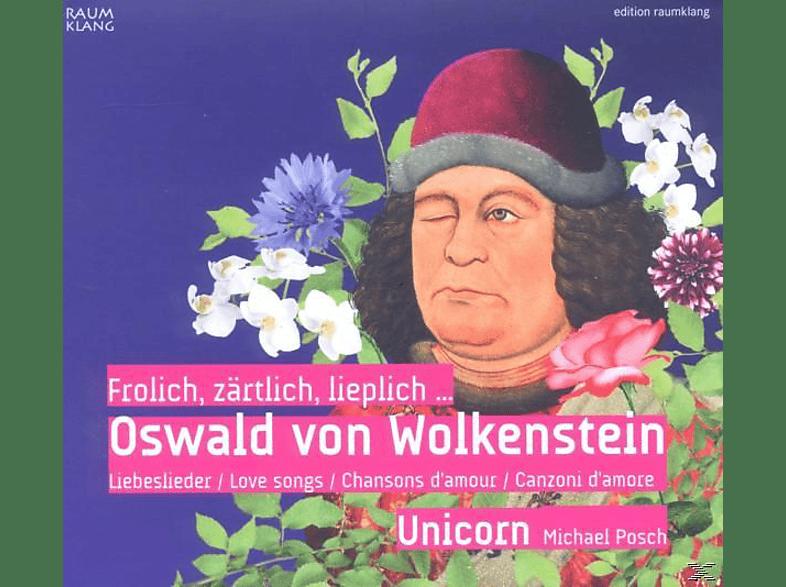 Michael Unicorn & Posch - Frolich, Zärtlich, Lieplich [CD]