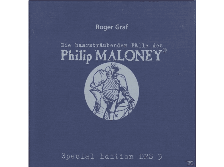 VARIOUS - Philip Maloney Box 12 - (CD)