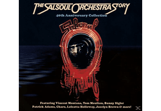 Salsoul Orchestra - 40th Anniversary Collection (Remastered 3cd) - (CD)