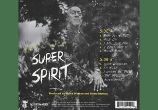 Ironing Board Sam - Super Spirit  - (CD)