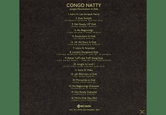 Congo Natty - Jungle Revolution In Dub  - (CD)