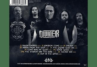 Diviner - Fallen Empires  - (CD)