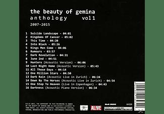 The Beauty Of Gemina - Anthology Vol.1 (2007-2015)  - (CD)