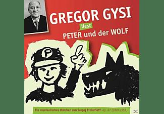 Gregor Gysi - Gysi Liest Peter Und Der Wolf  - (CD)