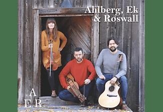 Ek & Roswall Ahlberg - Aer  - (CD)