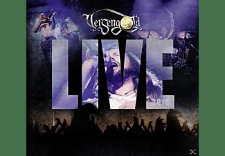 Versengold - Live 2015  - (CD)