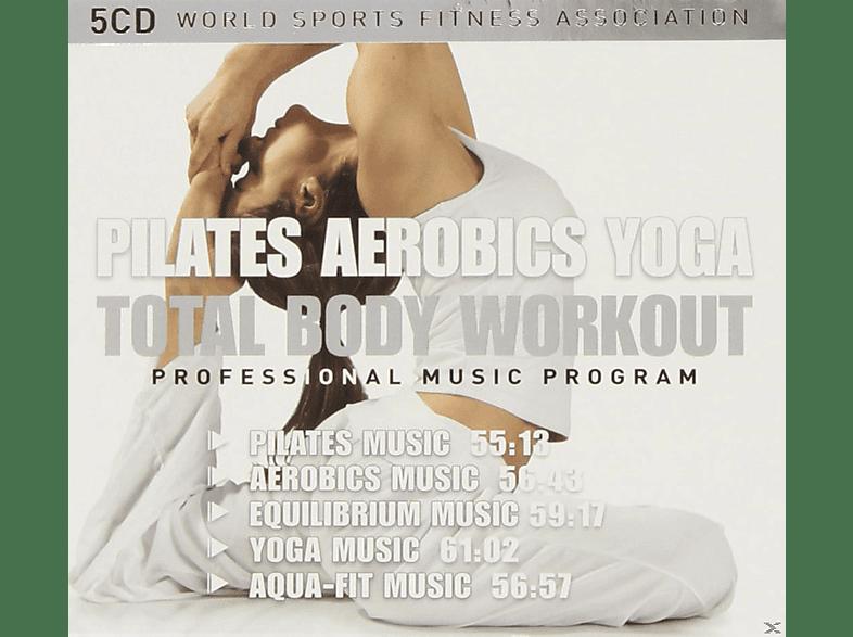 VARIOUS - Total Body Workout 2-Pilates [CD]