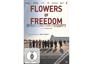 Flowers of Freedom DVD