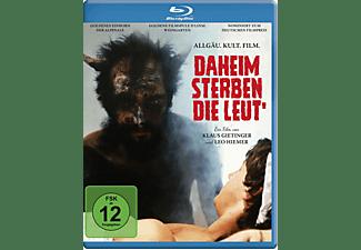 Daheim sterben die Leut' Blu-ray