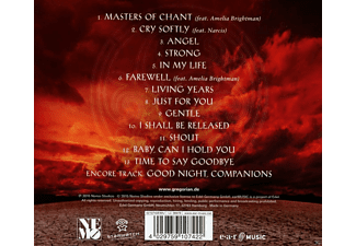 Gregorian - Masters Of Chant X-The Final Chapter  - (CD)