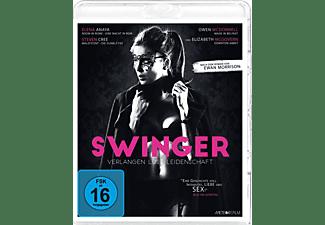 Swinger: Verlangen - Lust - Leidenschaft Blu-ray